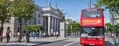 City Sightseeing Dublin, Hop On - Hop Off Bus Tours
