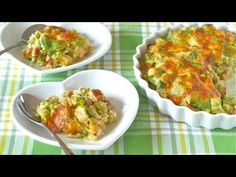 How to Make Creamy Avocado Doria (Japanese Rice Gratin) Recipe アボカドクリームド...