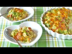 How to Make Creamy Avocado Doria (Japanese Rice Gratin) Recipe アボカドクリームド...