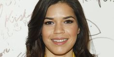 "Actress America Ferrera thanks Donald Trump for sending angry Latino voters to the polls. She goes on to mention that Latinos are the ""largest, youngest and fastest-growing constituency. America Ferrera, Celebs, Celebrities, Social Justice, Hollywood Actresses, Donald Trump, Presidents, Actors, Fairytail"