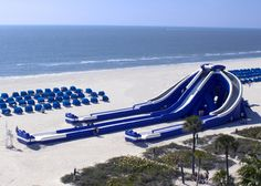 TradeWinds Island Resorts' High Tide Slide