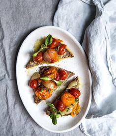 Tomate + Schalottenconfit |  Was Kocht sieht gut aus