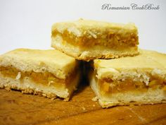 Romanian CookBook: Pumpkin Slab Pie / Placinta cu dovleac Slab Pie, Romanian Food, Pumpkin Recipes, Cornbread, Cheesecake, Sweets, Ethnic Recipes, Desserts, Kitchens