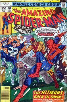 Amazing Spider-Man (1963 1st Series) 174