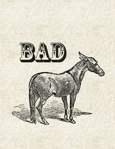 BAD ASS by Jacqueline Maldonado ART PRINT