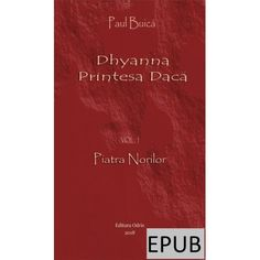 Dhyanna Prințesa Dacă - vol. Ebooks, Cover