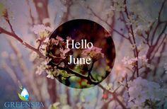 Merhaba haziran 🌸😊 Bu ay sevgiyi yüreğinizden eksik etmeyin. Sevgisiz yaşam, bütün çiçeklerinin ölmüş olduğu güneş olmayan bir bahçe gibidir. - Oscar Wilde