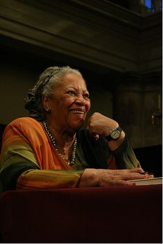 a biography of toni morrison and role in american literature Toni morrison's novels are known for their epic themes, vivid  toni morrison is a  nobel prize- and pulitzer prize-winning american novelist  free speech  leadership council about the importance of fighting censorship.