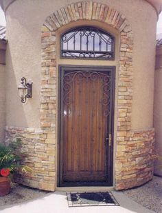 Residential Security Screen Door Security Doors San