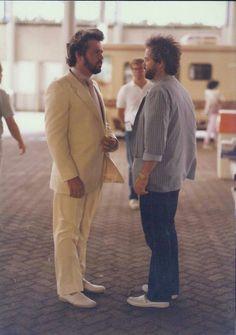 Alan and Merrill