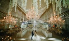 A gorgeous and grand classic romantic church wedding at The Blue Leaf Filipinas shot by Myio Okamoto. Church Wedding, Wedding Blog, Wedding Venues, Wedding Day, Blue Leaves, Reception, Marriage, Romantic, Holiday Decor