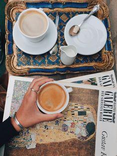 Expat Prep — coffee & art in luxembourg Coffee And Books, Coffee Love, Coffee Art, Coffee Break, Morning Coffee, Coffee Shop, Coffee Cups, House Coffee, Aesthetic Coffee