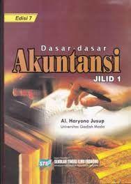 Dasar-Dasar Akuntansi –  Jilid 1 – Haryono Yusuf