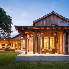 Cornerstone Architects's Projects: Llano Ranch
