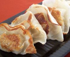 Easy Christmas Meals - Pork Dumplings - Click Pic for Simple & Delicious Healthy Meals
