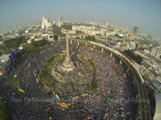 City braces for protests | Bangkok Post: learning
