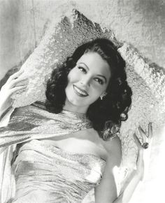 Ava Gardner     (December 24, 1922 - January 25, 1990)  Actress