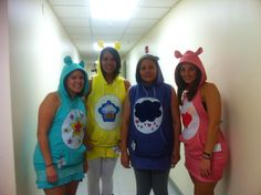 DIY Care Bear Costumes!