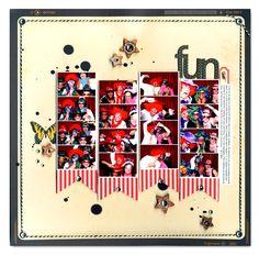 scrapbookcom design, scrapbook photo, wedding photos, photo booths, scrapbook page layouts, fun, scrapbook pages, dedra long, christma