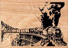 Full Steam Ahead Project Pattern