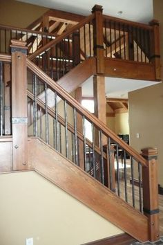 Attractive Country Lane Builders   Portfolio   Stair Cases