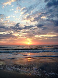 Sunrise Ponte Vedra beach
