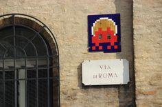 Invader in Ravenna