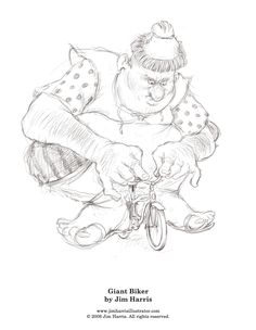 Jack and the Beanstalk Coloring Page