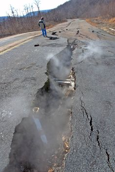 78 Best Centralia Pa The Real Life Silent Hill Images