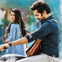 Some movies, you walk out of the hall cursing the filmmakers. Some movies you walk out of the hall agonizing. With Hello Guru Prema K. Love Couple Photo, Cute Love Couple, Cute Couple Pictures, Sweet Couple, Romantic Couple Images, Couples Images, Romantic Couples, Ram Photos, Girl Photos