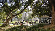 Jardim do Principe Real  www.expatinlisbon.com