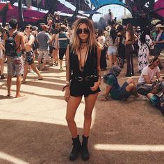 The 34 Sexiest Outfits From the Second Weekend of Coachella