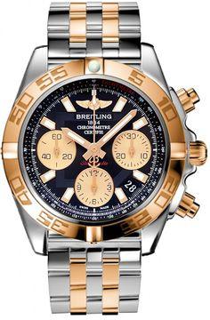 Men watches : Breitling Chronomat 41 CB014012/BA53-378C
