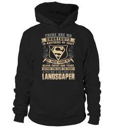 LANDSCAPER Cool Gifts Job Title