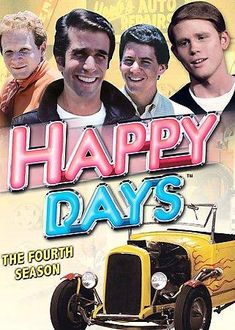 HAPPY DAYS:FOURTH SEASON
