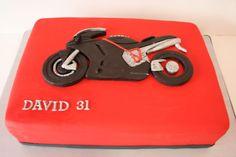 Birthday Cakes NYC - Motorcycle Custom Cakes