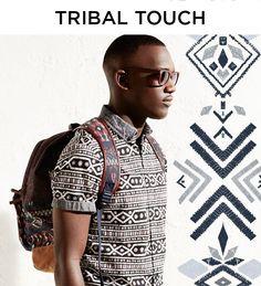 Tribal Touch #riverisland