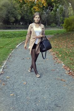Street style thecloudoffashion.blogspot.co.uk - Fashionmylegs : The tights and hosiery blog