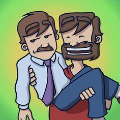 El barbón se pregunta: ¿Mis hijos son mi vida?, ¿Será bueno centrar tanto mi vida en la paternidad? - Mis hijos son mi vida - El Definido