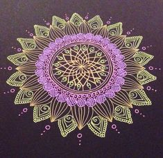 https://flic.kr/p/nVr4nC | Colored Mandala | www.magamerlina.com