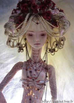 Venus of Bone China by Marmite Sue