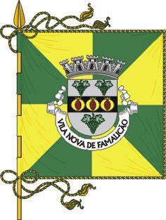 Bandeira de Vila Nova de Famalicão