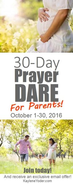 PRAY BIG for your kids with this 30-Day Prayer Dare! Reserve your spot today & invite your praying friends to join as well.