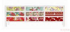 Dresser Patchwork Flower 9Drw