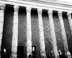 Pillar Power, Rome