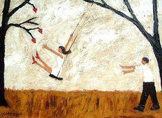 Love Catchers Swing
