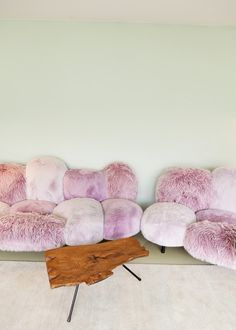 Lounge On Fluffy Marshmallows: Creative Couch Design. Cuddly Bubbly Fluffy Bubble Sofa For A Comfy Seating . Home and Family Home Interior, Interior And Exterior, Interior Styling, Decoracion Vintage Chic, Sofa Design, Furniture Design, Interior Inspiration, Bedding Inspiration, Sweet Home