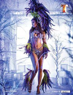#trinidadfashion #carnival