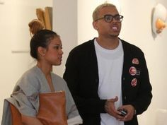 I'm definitely not feeling the Chris Brown personality anymore; Yes we know he's trying to work on his image