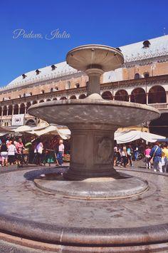 Padova via @Amanda Snelson Marshall  www.visitabanomontegrotto.com